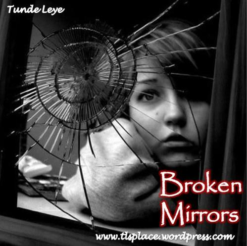 Broken Mirrors Art