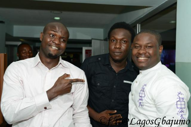 Niyi Afolabi, Friend, TL