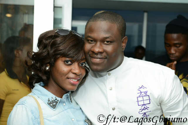 Tunde Leye and Dami Andu