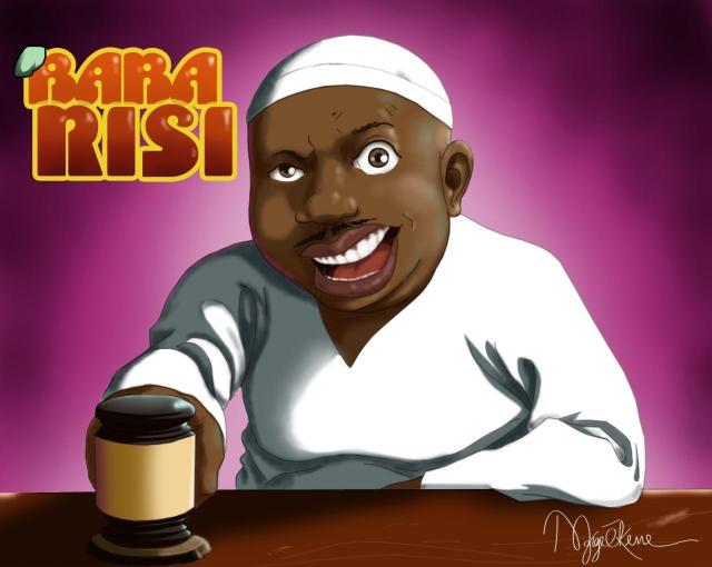 Baba Risi by Ekene Ngige