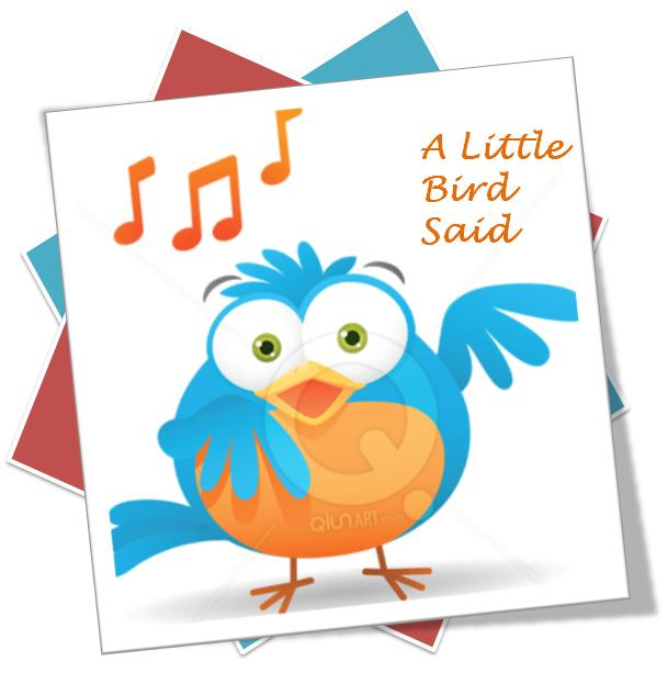 A Little Bird Said 3
