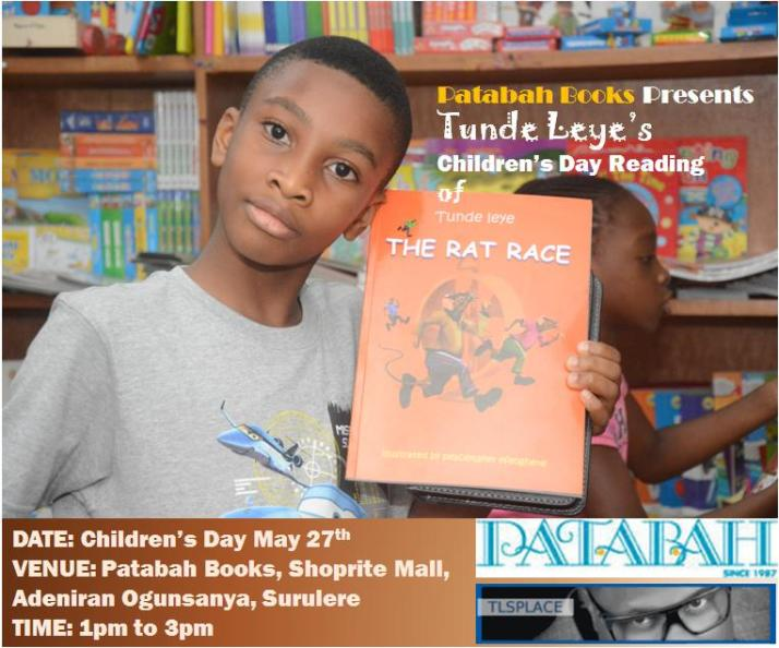 Patabah Childrens Day Reading