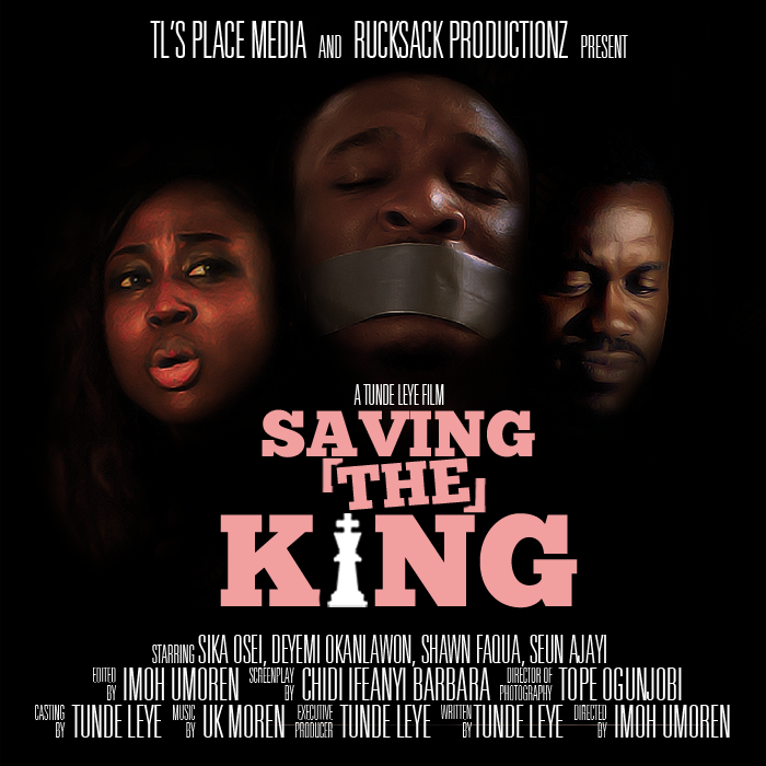 saving the king poster 3