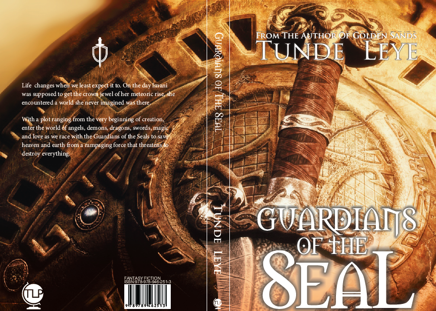 Guardians of the Seals Cover Page