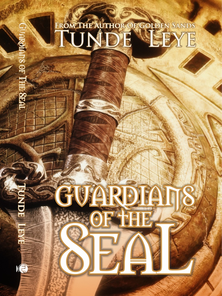 Guardians of the Seals Cover for Okadabooks 1