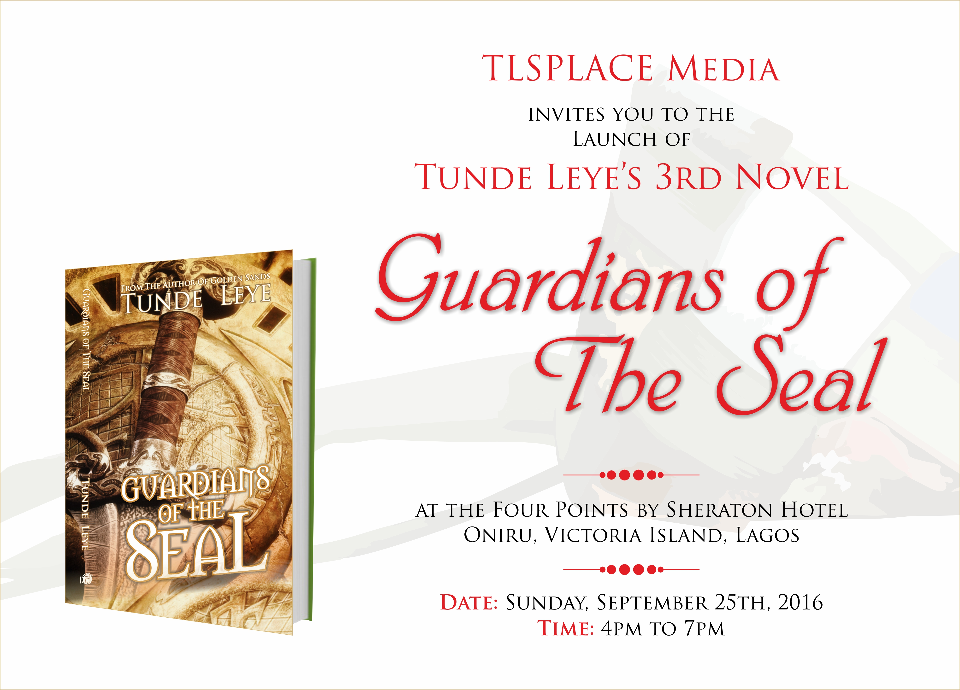 Invite for GOTS Launch